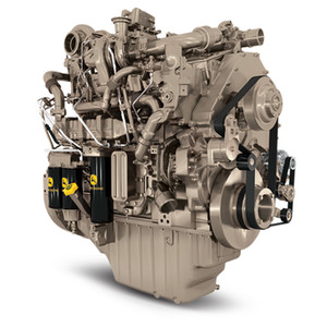 John Deere 6135H PSL 13.5 Liter Diesel Engine