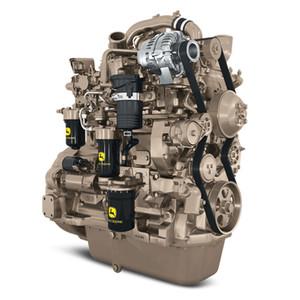 John Deere 4045H PSL 4.5 Liter Diesel Engine