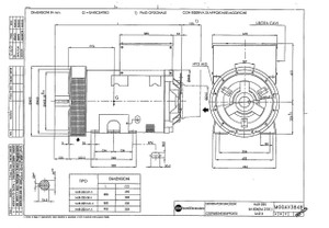 MJB-225 Marelli Generator