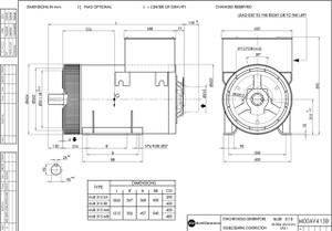 MJB-315 Marelli Generator