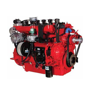 8.1 Liter (182HP) Doosan Engine