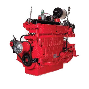 11.1 Liter Doosan Engine