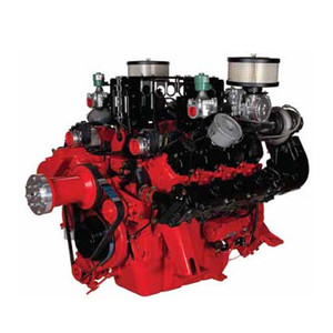 14.6 Liter Doosan Engine