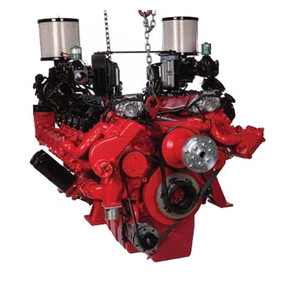 18.3 Liter Doosan Engine