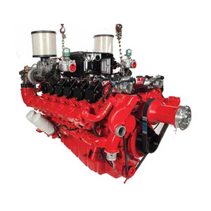 21.9 Liter Doosan Engine