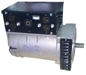 15.5Kw Mecca Alte Stock Generator