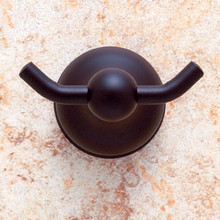 JVJ 24107 Liberty Series Oil Rubbed Bronze Robe Hook