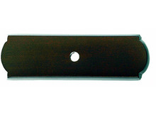 "Top Knobs M1433 MCB Aspen Rectangle Backplate 2 1/2"" - Mahogany Bronze"