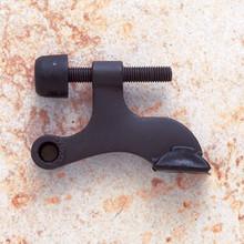 JVJ 92520 Oil Rubbed Bronze Jumbo Hinge Pin Door Stop