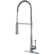 Price Pfister LG529-MCC Professional Spring Spout Kitchen Faucet - Chrome
