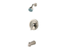 Price Pfister LG89-030K Pfirst Series Tub & Shower Faucet Trim - Brushed Nickel