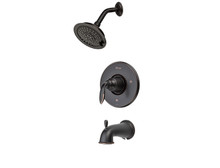 Price Pfister LG89-8CBY Avalon Tub & Shower Faucet Trim - Tuscan Bronze