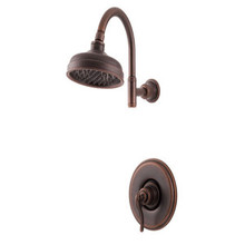 Price Pfister LG89-7YPU Ashfield Single Handle Shower Faucet Trim - Rustic Bronze
