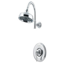 Price Pfister LG89-7YPC Ashfield Single Handle Shower Faucet Trim - Chrome