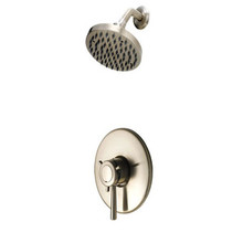 "Price Pfister LG89-7TUK 1/2"" Thermostatic Shower Faucet Trim - Brushed Nickel"