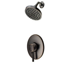 "Price Pfister LG89-7TUY 1/2"" Thermostatic Shower Faucet Trim - Tuscan Bronze"