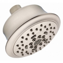 "Danze D460023BN 525 Five Function  1/2"" Showerhead with 71 Jets - Brushed Nickel"