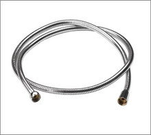 Aquabrass 135BN 5' to 6' Expandable Flexible Handshower Hose - Brushed Nickel
