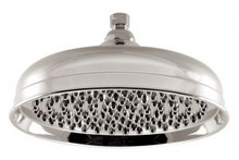 "Aquabrass 2510PC 10"" Rain Showerhead - Chrome"