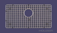 Houzer WireCraft BG-3700 30 1/4'' x 16 1/2'' Bottom Grid