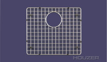 "Houzer WireCraft BG-2600 22-1/8"" x 16-3/8"" Bottom Grid"