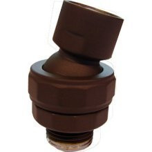 Opella 205.995.257 Swivel Ball Showerhead Adapter - Oil Rubbed Bronze