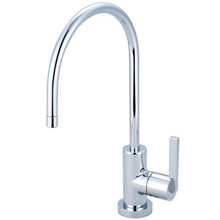 Kingston Brass Water Filtration Filtering Faucet - Polished Chrome KS8191CTL