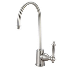 Kingston Brass Water Filtration Filtering Faucet - Satin Nickel KS7198TL