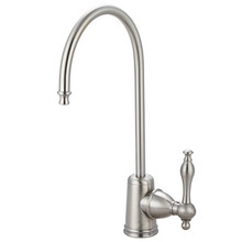 Kingston Brass Water Filtration Filtering Faucet - Satin Nickel KS7198NL