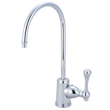 Kingston Brass Water Filtration Filtering Faucet - Polished Chrome KS7191BL