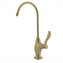 Kingston Brass Water Filtration Filtering Faucet - Polished Brass KS3192NFL
