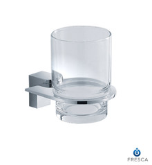 Fresca FAC2310 Wall Mounted Tumbler Holder  - Chrome
