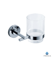 Fresca FAC0810 Wall Mounted Tumbler Holder  - Chrome