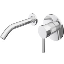 Vigo VG05001CH Single Handle Wall Mount Lavatory Faucet - Chrome