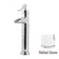 Price Pfister Ashfield LG40-YP0C One Handle Vessel Filler Lavatory Faucet - Chrome