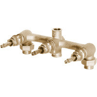 Price Pfister 01-31XA Rough-In Valve for Three Handle Tub/Shower Faucet