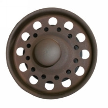 Opella 799.957 Basket Strainer & Stopper For Disposer  - Oil Rubbed Bronze