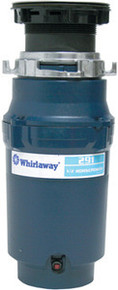 Waste King 291PC 1/2 HP Continuous Feed  Garbage Disposal - Whirlaway Ez Mount
