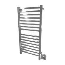 "Amba Quadro Q-2042-B 20"" W x 42"" H Towel Warmer & Space Heater - Brushed Stainless"