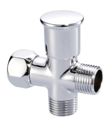 Danze D481350 Push & Pull Shower Arm Diverter - Chrome
