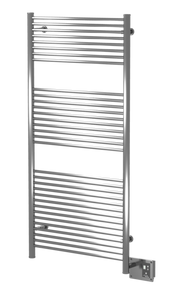 "Amba Antus A-2856-P 28"" W x 56"" H Towel Warmer & Space Heater - Polished Stainless"