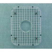 "Hamat  12"" x 15 3/4"" Bottom Grid / Wire Grate for Sink - Stainless Steel"