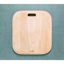 "Hamat 15"" x 16 3/4"" x 3/4"" Cutting Board for Sink - Hardwood"