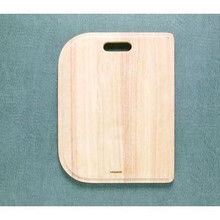 "Hamat 13 1/8"" x 17 x 3/4"" BOARD Cutting Board for Sink - Hardwood"