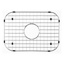 "Hamat  19.125"" x 13.75"" Bottom Grid / Wire Grate for Sink - Stainless Steel"