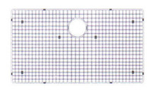 "Houzer WireCraft BG-4320 29 1/2"" x 15 1/2"" Bottom Grid for Sink - Stainless Steel"