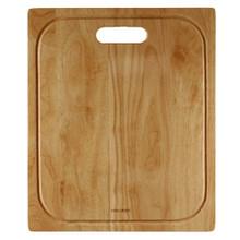 "Hamat 14 3/4"" x 17 3/4"" x 1 Cutting Board for Sink - Hardwood"