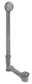 Mountain Plumbing HBDWLT22 PN Lift & Turn Bath Waste & Overflow Kit - Polished Nickel