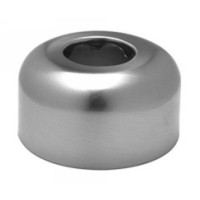 Mountain Plumbing MT314X CPB High Box P-Trap Flange - Polished Chrome