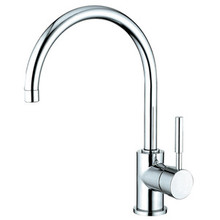 Kingston Brass Single Handle Kitchen Faucet - Polished Chrome KS8711DLLS